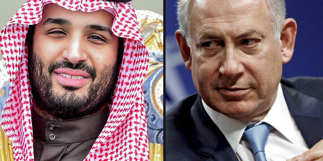 """صحيفة عبريّة: ابن سلمان معجب بـ""""إسرائيل"""""""