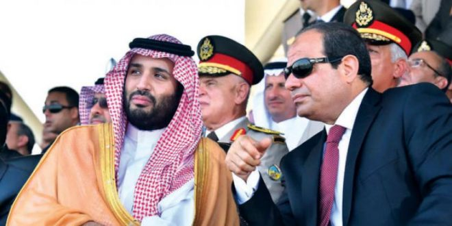 بعد تونس والجزائر.. مصريون: لا مرحبا بمحمد بن سلمان