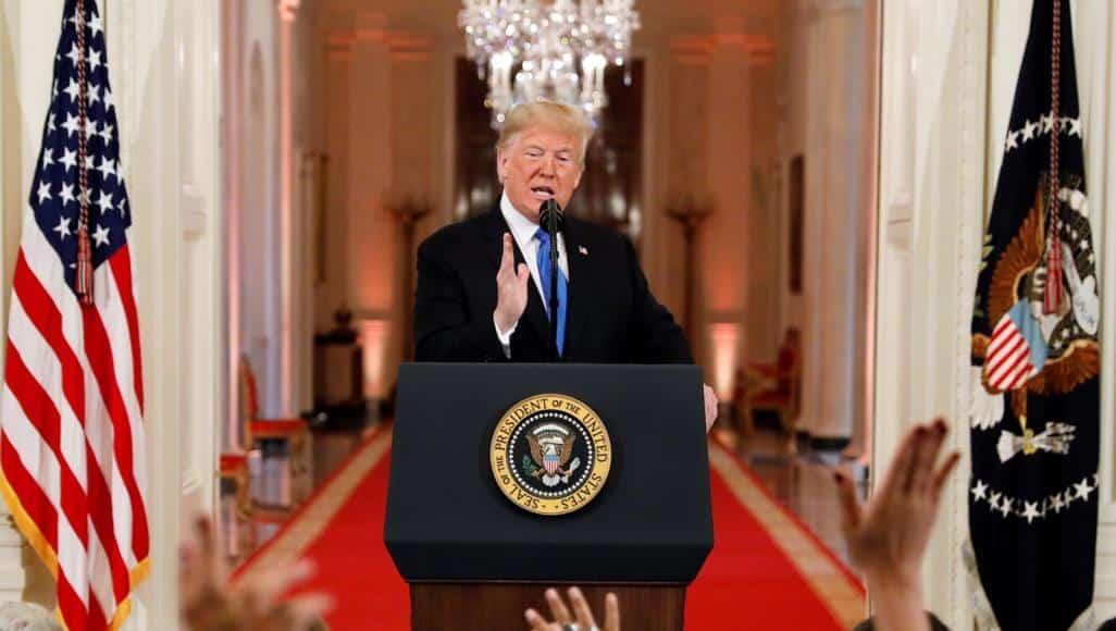 واشنطن بوست: نهاية ترامب تلوح في الأفق.. وخاشقجي أحد الأسباب