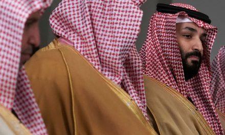 كيف يدافعون عن محمد بن سلمان في واشنطن؟