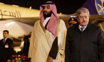 """حركة """"حمس"""": زيارة بن سلمان داست مبادئ سياسة الجزائر الخارجية"""