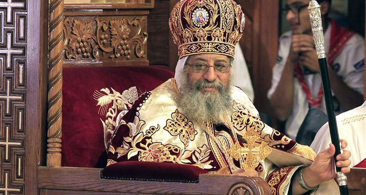 تواضروس: قداس الرياض تم بترتيب ونتطلع إلى بناء كنيسة بالسعودية