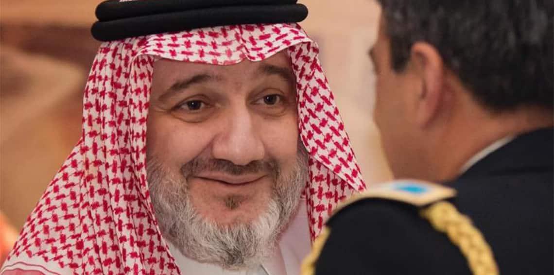 """السلطات السعودية تعيد اعتقال """"خالد بن طلال"""" عقب وفاة والده"""