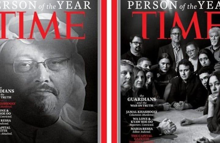 """الإعلام السعودي يروج أكذوبة اختيار ابن سلمان ضمن قائمة """"تايم"""" لشخصية العام"""