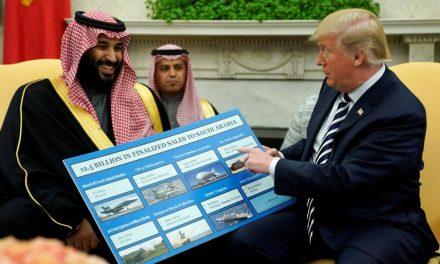"""وثيقة مسربة تؤكد موافقة """"ترامب"""" سرًا على بيع تكنولوجيا نووية للسعودية"""