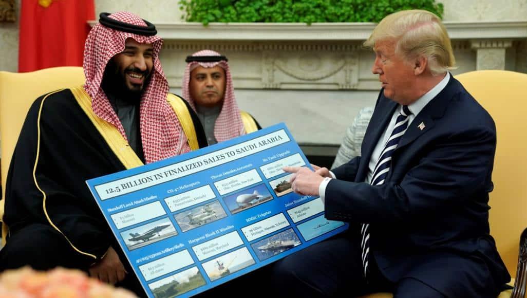 بلومبرغ: عام 2019 عام مشتعل في العلاقات السعودية – الأمريكية