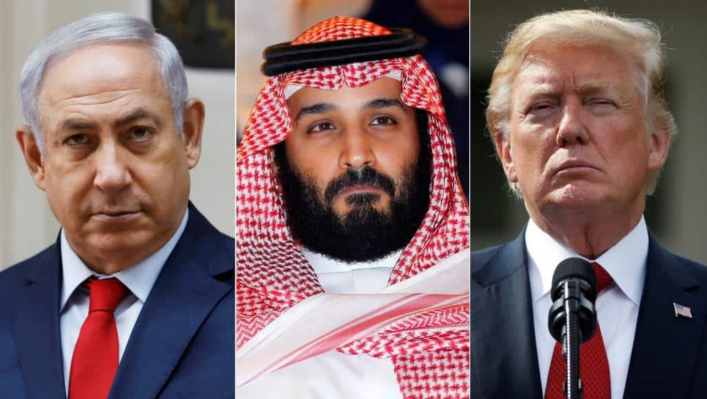 """""""إسرائيل بحاجة إليه"""".. نتنياهو يضغط على ترامب لإنقاذ ابن سلمان"""