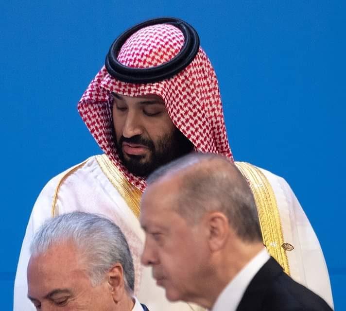 سياسي ألماني: بن سلمان فشل في بناء ثقة القادة خلال قمة الـ20