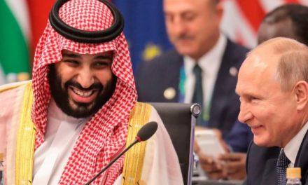 واشنطن بوست: طاغيا العالم بن سلمان وبوتين يضحكان على ترامب