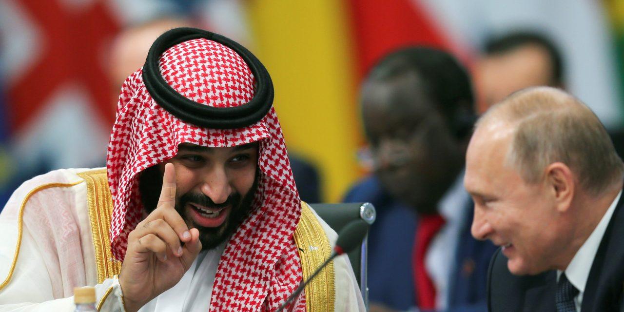 بوادر تقارب روسي سعودي.. موسكو: ابن سلمان يستحق عرش أبيه