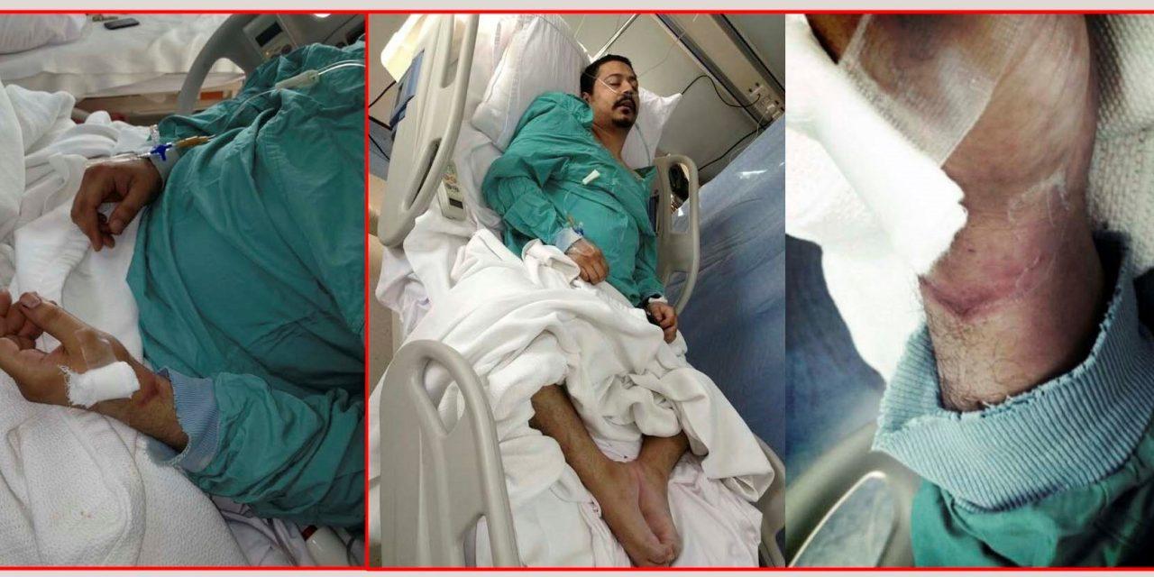 إضراب معتقل سابق بالجوف بعد إعادة اعتقاله