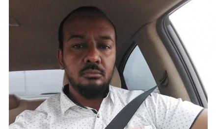 أسرة صحفي سوداني معتقل بالسعودية تستغيث لإطلاقه