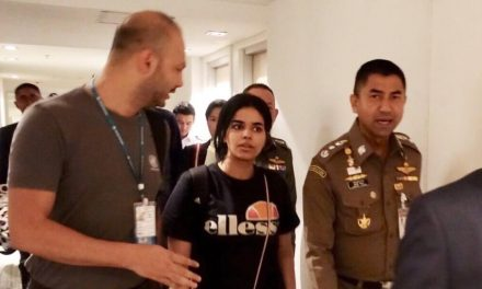 الفتاة السعودية اللاجئة ترفض مقابلة والدها