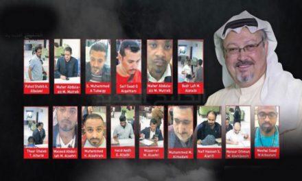 مجتهد: ابن سلمان يحتجز قتلة خاشقجي وبعضهم حاول الانتحار