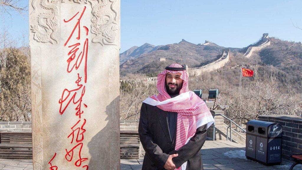 """ناشط يكشف أسرار جولة """"ابن سلمان"""" الآسيوية الأخيرة"""
