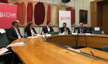 جلسة استماع بلندن حول الأوضاع الحقوقية في السعودية