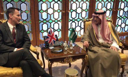 """ضغوط بريطانية على السعودية بشأن """"إصلاحات حقوق الإنسان"""""""