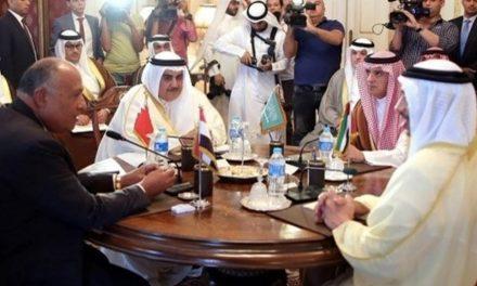 """بند التطبيع يكشف مخطط السعودية والإمارات للتقرب من""""إسرائيل"""""""