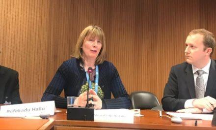 الأمم المتحدة: القمع نتيجة حتمية لمن يمارسون حقهم في التعبير بالسعودية