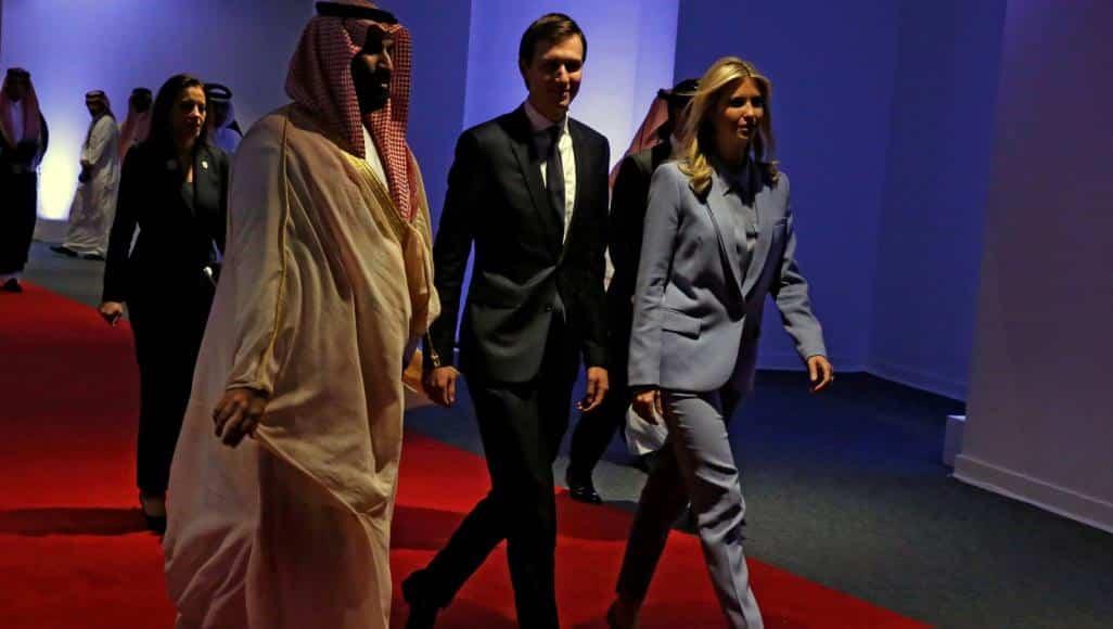 """صحيفة أمريكية تكشف عن صفقات لـ""""كوشنر"""" مع حكام الخليج"""