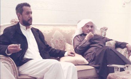 """منع الناشط المعتقل """"خالد العمير"""" من حضور عزاء والده"""