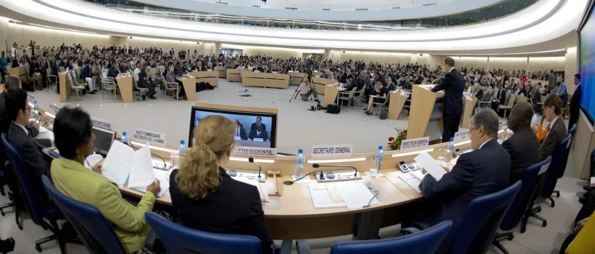 انتفاضة بمجلس حقوق الإنسان الدولي ضد الانتهاكات الحقوقية بالسعودية