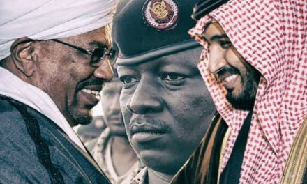 """ناشط سعودي يوضح أوجه الشبة بين انقلاب السودان وانقلاب """"ابن سلمان"""""""