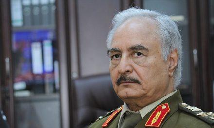 خاص.. حفتر يمزق ليبيا