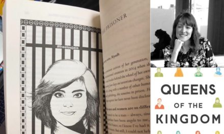 """كاتبة غربية توثق أفكار """"لجين الهذلول"""" في رواية حول المرأة السعودية"""