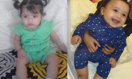 """كيان"" و""رزان"" طفلتان معتقلتان بالسجون السعودية"