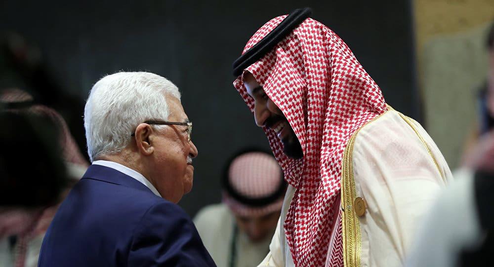 صحيفة : هذا ما عرضه ابن سلمان على عباس لقبول صفقة القرن