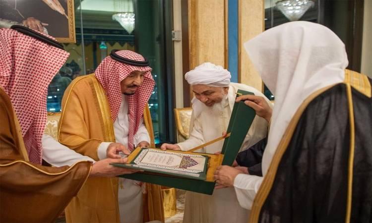 """""""الغامدي"""" يكشف عن التناقضات الواقعة في """"وثيقة مكة"""""""