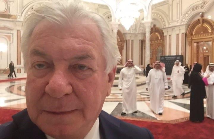 رئيس مؤتمر يهودي يكشف عن زيارة سابقة له للسعودية