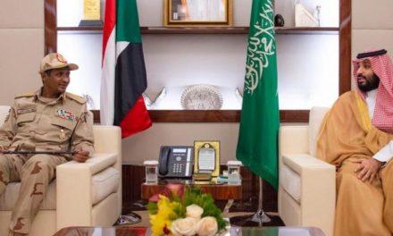 """أنباء عن اشتراط """"ابن سلمان"""" هذا الشرط لدعم المجلس العسكري بالسودان"""