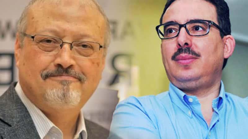 """رسالة """"سرية"""" وجهها """"خاشقجي"""" قبل اغتياله لصحفي مغربي"""