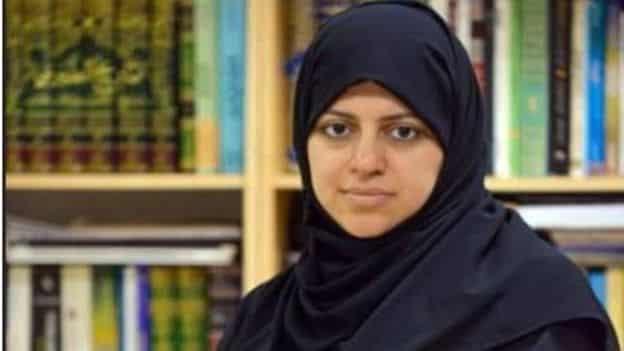 """منظمة حقوقية تنتقد عزل الناشطة """"نسيمة السادة"""" لمدة 8 أشهر بالعزل الانفرادي"""