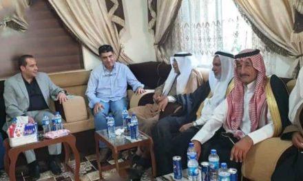 وزير سعودي في سوريا بصحبة مسئولين أمريكيين.. ماذا يفعل هناك؟!