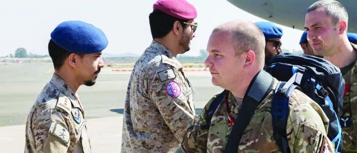 صدمة غربية بعد الكشف عن مشاركة آلاف البريطانيين في الحرب السعودية باليمن