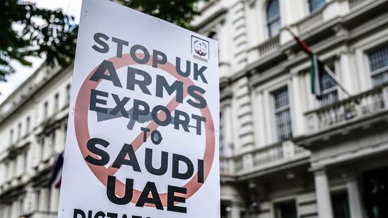 حكم بريطاني يطعن في مشروعية صفقات الأسلحة للسعودية