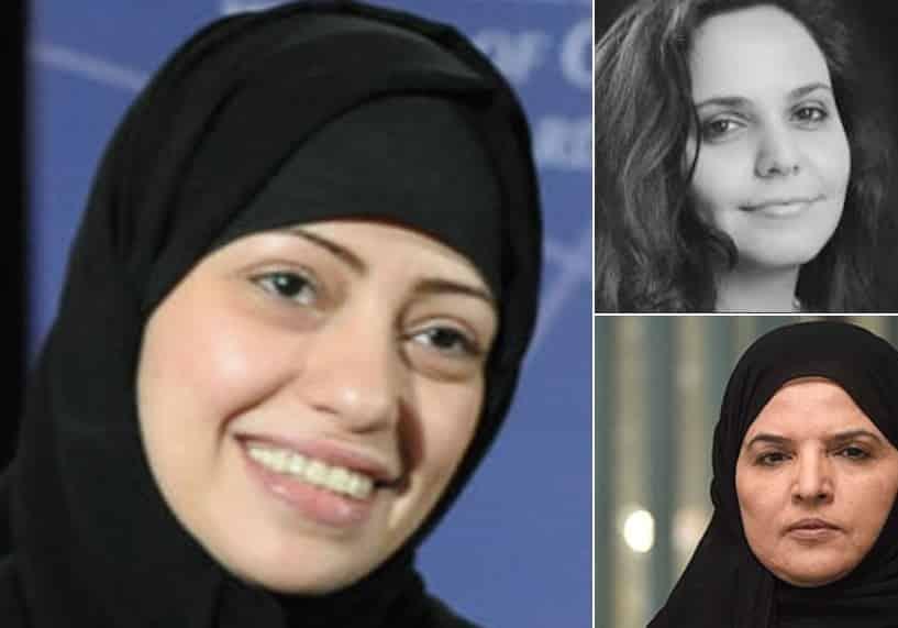 السلطات السعودية عقدت جلسة للناشطات المفرج عنهن الخميس الماضي