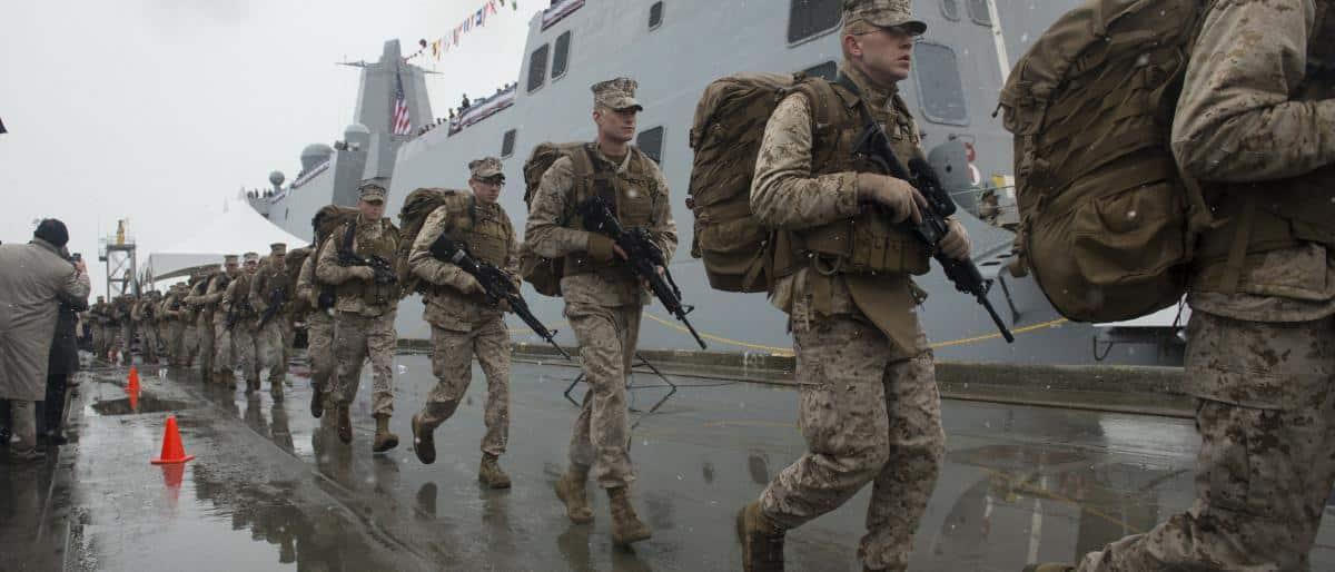 تعزيزات عسكرية أمريكية للسعودية بعد اعتداء أرامكو