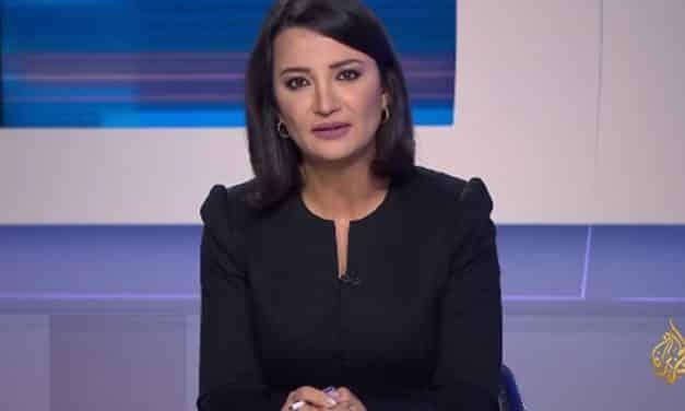 """ذباب """"القحطاني"""" يشعل معركة بين مذيعة بالجزيرة ومغرد سعودي"""