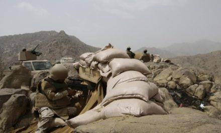 مقتل جندي سعودي بجازان والتحالف يقصف مناطق حدودية