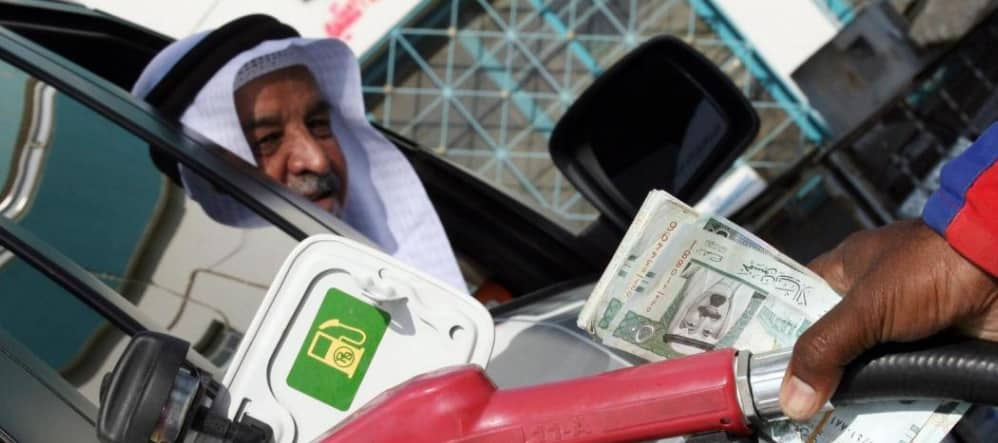 غضب واستياء في الشارع السعودي بعد رفع أسعار البنزين