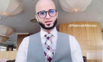 """السلطات السعودية تهدد عائلة الناشط """"حمزة الكناني"""" للتبرؤ منه"""