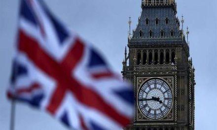 """شركة مقربة من رئيس الوزراء البريطاني الجديد تلمع """"ابن سلمان"""""""