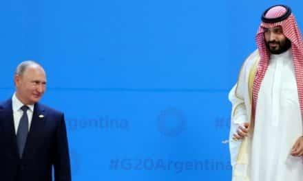 """""""ابن سلمان"""" يتعرض لموقف محرج مع الرئيس الروسي بقمة الـ20"""