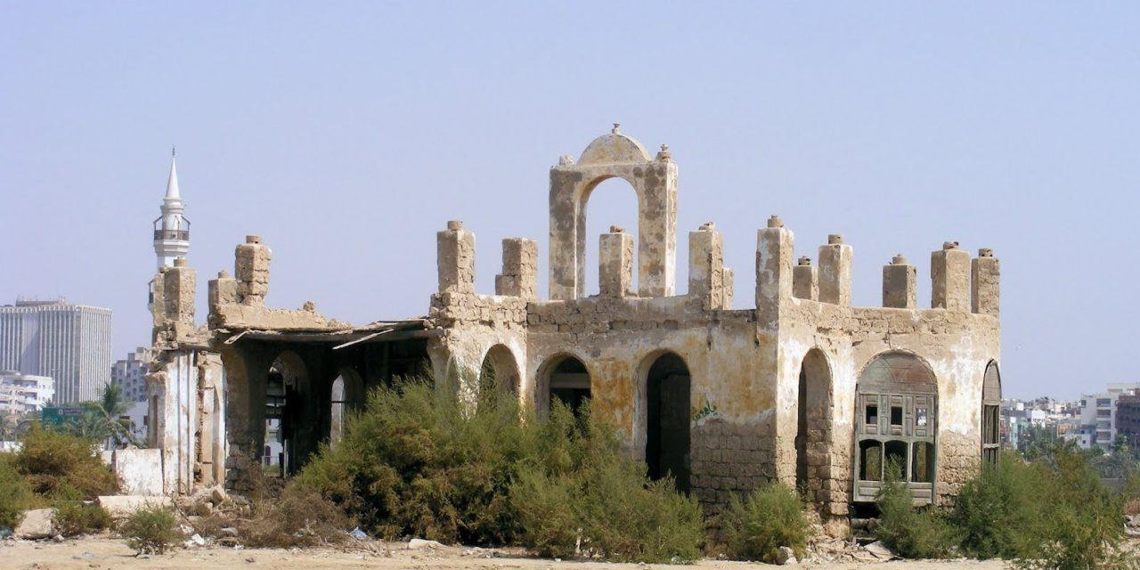 """أنباء عن إعادة بناء كنيسة أثرية """"مزعومة"""" بجدة"""