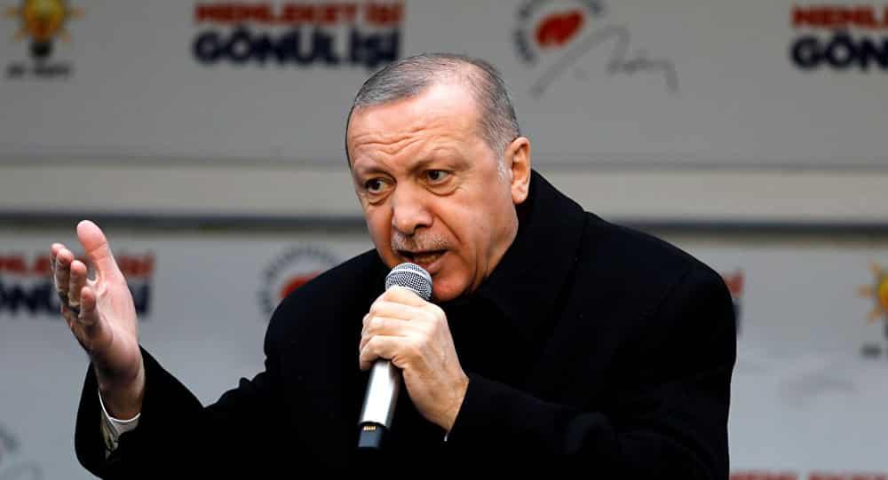 """أردوغان يكشف عن رشاوى سعودية ضخمة لإغلاق قضية """"خاشقجي"""""""