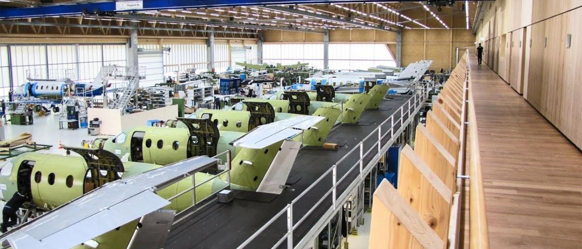 تحقيق سويسري حول تورط شركة لصناعة الطائرات ببيع سلاح للسعودية